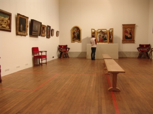 Our changing exhibitions in our gallery